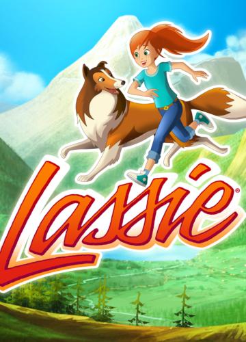 studio load animation lassie