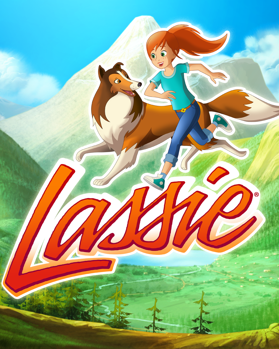 studio load animation lassie