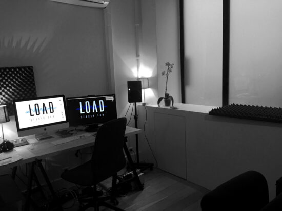 studio load a distance