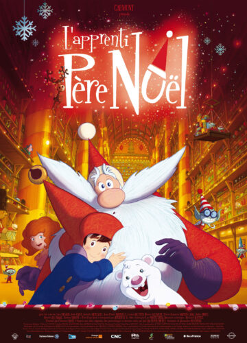studio load animation apprenti pere noel