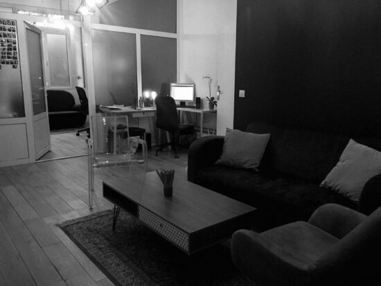 studio load espace de vie